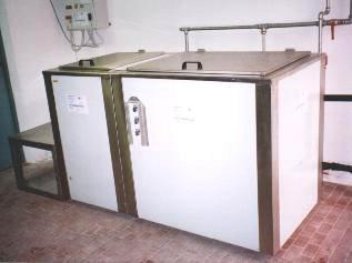 Lavatrici modello 220 litri