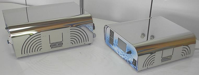 Generatori piezo ultrasonic pulse sweep